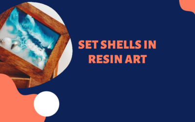 How To Set Shells In Resin Art?